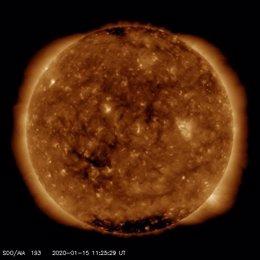 Primeras señales de un nuevo ciclo de manchas solares