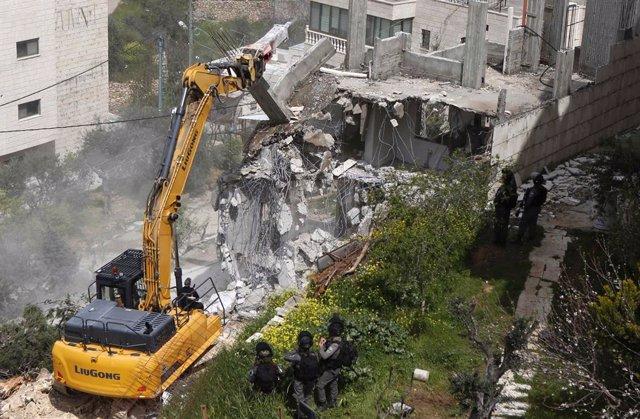 O.Próximo.- Israel anuncia la creación de nuevas reservas naturales en Cisjordan