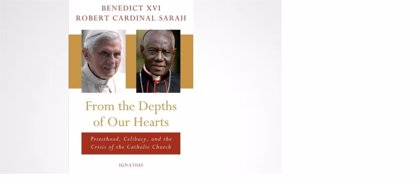 La edición americana del libro del cardenal Sarah sobre el celibato mantiene el nombre y la foto de Benedicto XVI