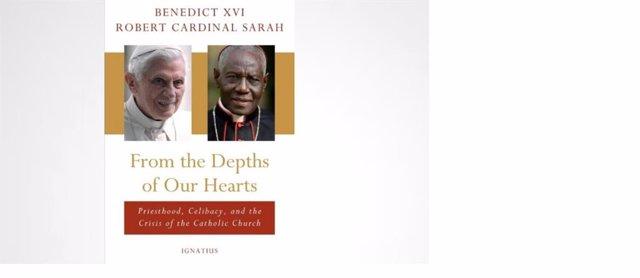 Edición americana del libro  'From the Depths of Our Hearts' (Ignatius Press), que ,antiene la autoría de Benedicto XVI junto al cardenal Robert Sarah