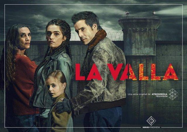 Cartel oficial de 'La Valla'