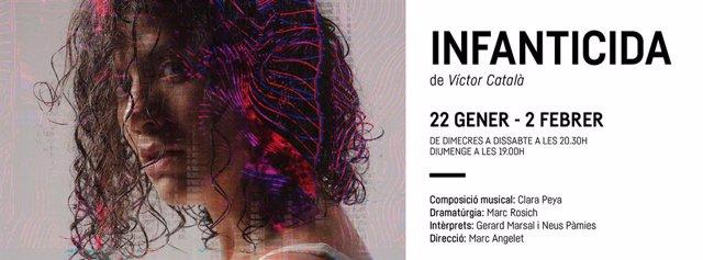 Clara Peya compon una òpera electrònica a partir de 'La infanticida' de Víctor Català