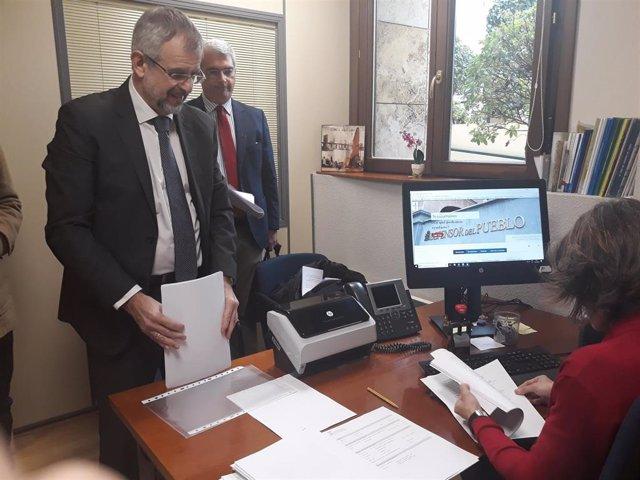 Una coalición en defensa de los derechos digitales, en la que está la PDLI, pide al Defensor del Pueblo que recurra al Constitucional el decreto sobre la administración digital