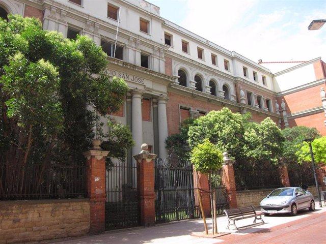 La Junta de Gobierno Local del Ayuntamiento de Logroño ha aprobado provisionalmente la modificación puntual del Plan General para el solar del antiguo colegio Maristas, para que sea aprobado por la COTUR.