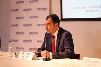 """Anesdor reclama al nuevo Gobierno seguridad vial, una reforma fiscal y """"un trato justo"""" para la moto"""