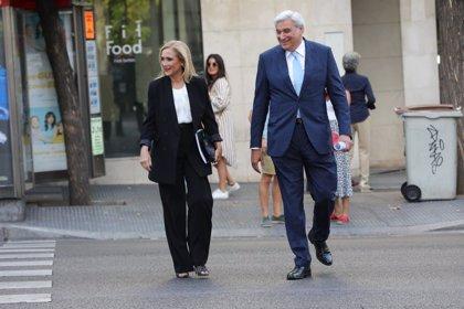 Exmiembros de la Mesa de la Asamblea de Madrid confirman al juez la versión de Cifuentes sobre el contrato a Cantoblanco