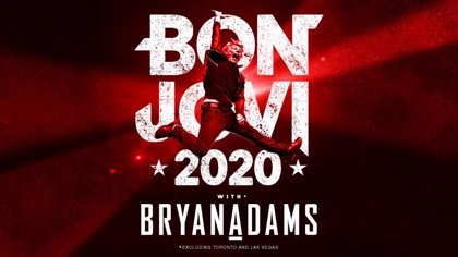 Bon Jovi y Bryan Adams salen juntos de gira