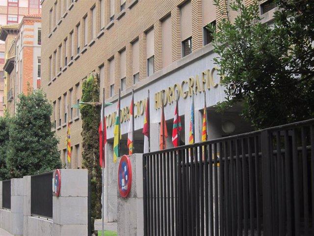 Sede de la Conferderación Hidrográfica del Ebro (CHE)