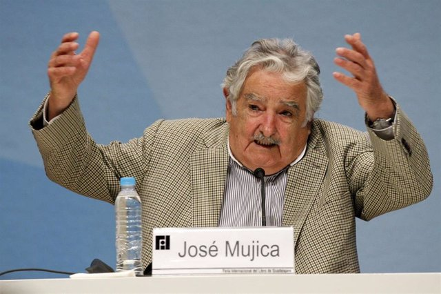 El ex presidente de Uruguay José Mujica