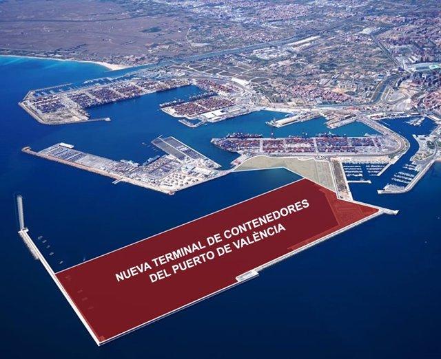 Fwd: [Grupoeconomia] Np La Empresa Til Propone Invertir 1.011 Millones De Euros Para Construir Y Explotar La Totalidad De La Nueva Terminal De Contenedores Del Puerto De Valencia