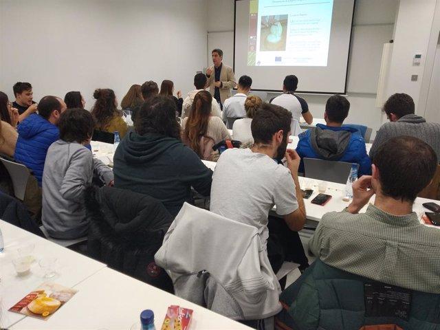 """COMUNICADO: La DOP Torta del Casar regresa a la Fundación """"Basque Culinary Cente"""