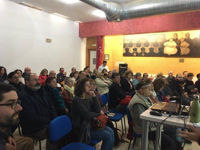 Asociación Andaluza de Barrios Ignorados y la Asociación de Vecinos 'Passo'