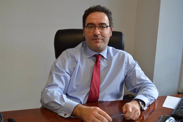 Jesús Gutiérrez-Tuya, nuevo delegado territorial de los asesores fiscales en Asturias y León.