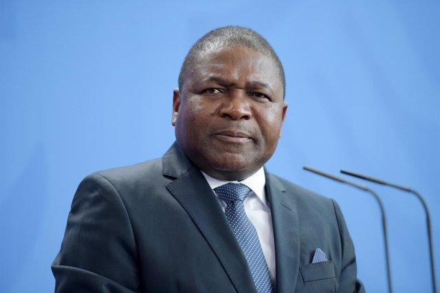 Mozambique.- El presidente de Mozambique jura el cargo para un segundo mandato a