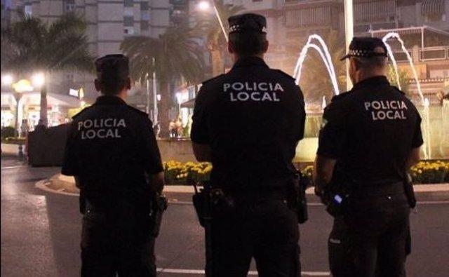 Agentes de Policía Local de Motril