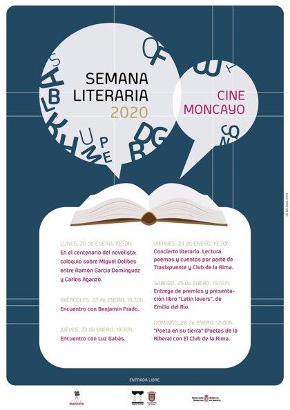 Tudela celebrará, del 16 al 26 de enero, una nueva edición de la Semana Literaria