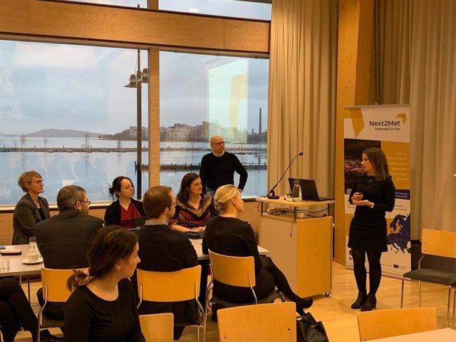 La primera reunión del proyecto europeo Next2Met donde participa la Diputación de Barcelona