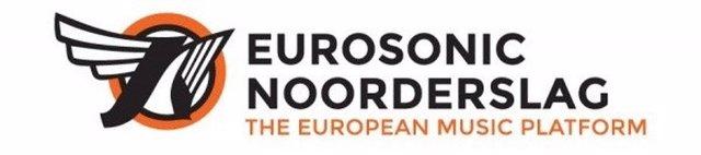 Logo de la feria-festival Eurosonic Noorderslag de Holanda.