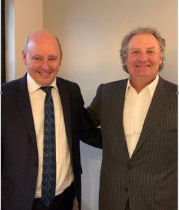 Stéphane Janson y José Miguel Munilla alianza entre empresas