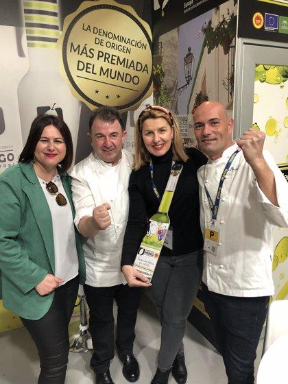 Aceites de la DOP Priego de Córdoba participan en Madrid Fusión 2020, cita cumbre de la gastronomía