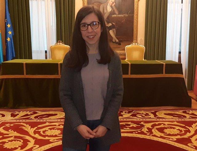 La nueva directora general de Igualdad de Trato y Diversidad Étnico Racial, Alba González.