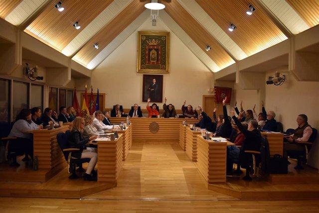 Np El Pleno Del Ayuntamiento Aprueba Los Presupuestos Municipales Para 2020