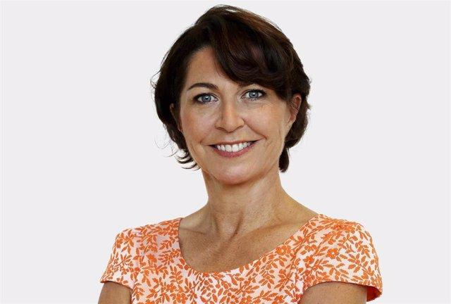 Marie-Hélne Lair, directora científica de Clarins