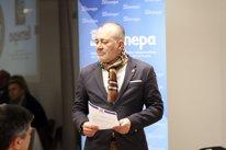 El secretario general de Femepa, Juan Carlos Betan