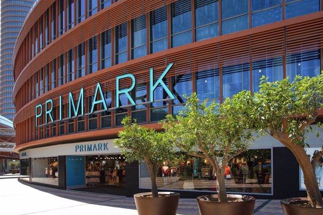 Tienda de Primark en Sevilla.