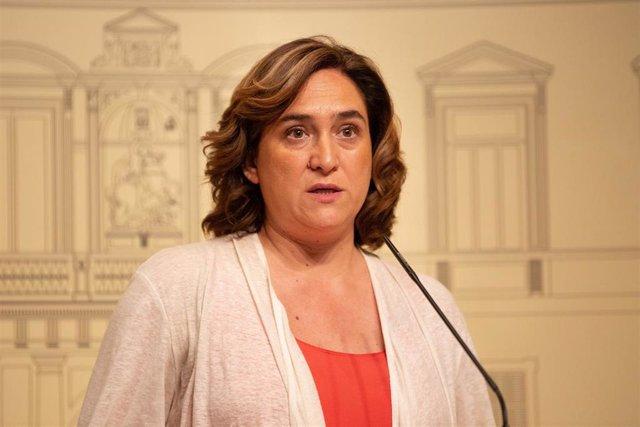 Ada Colau (archivo)