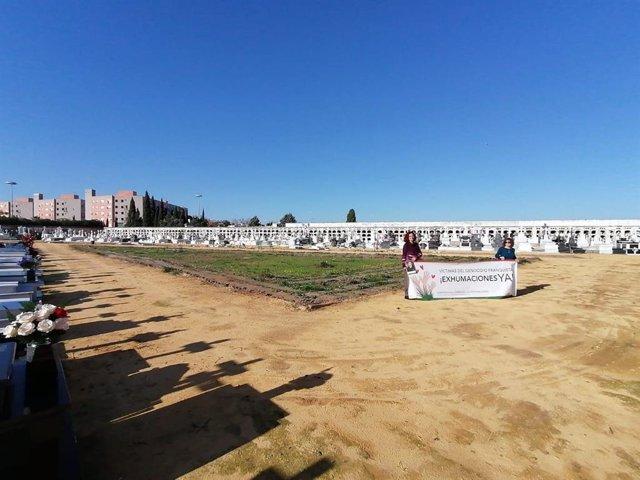 """Sevilla.- Memoria.- El proyecto de exhumación de Pico Reja incluye realizar un """"documental de 20 minutos"""""""