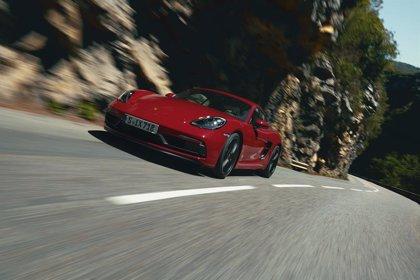 Porsche introduce en España los nuevos 718 Cayman GTS 4.0 y 718 Boxster GTS 4.0, con 400 caballos