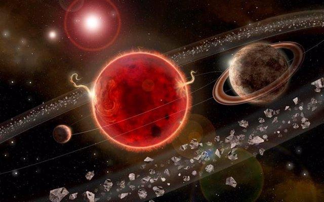 Indicios de un segundo planeta en torno a la estrella vecina del Sol