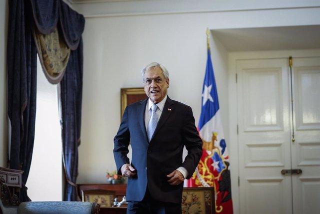 """Chile.- Piñera lanza un """"cambio estructural"""" del sistema de pensiones tras las ú"""