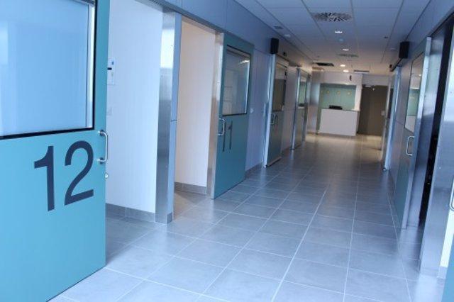 Les noves Urgències de l'Hospital Josep Trueta de Girona