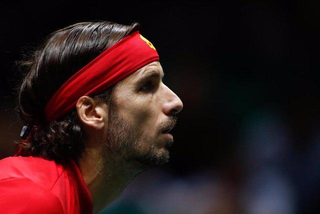 El tenista español Feliciano López