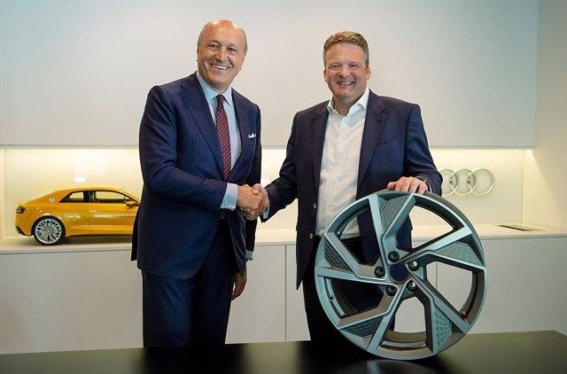 Acuerdo entre Audi y Cromodora
