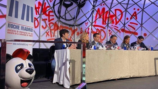 Presentación de 'Fiesta is Madrid'