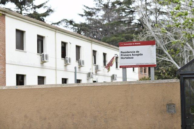 CENTRO DE PRIMERA ACOGIDA HORTALEZA
