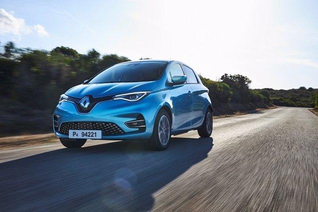 El Renault Zoe supera las 5.000 unidades vendidas en España