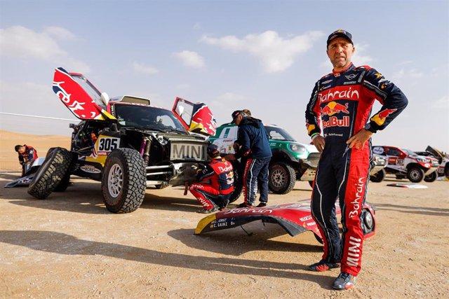Peterhansel en el Dakar