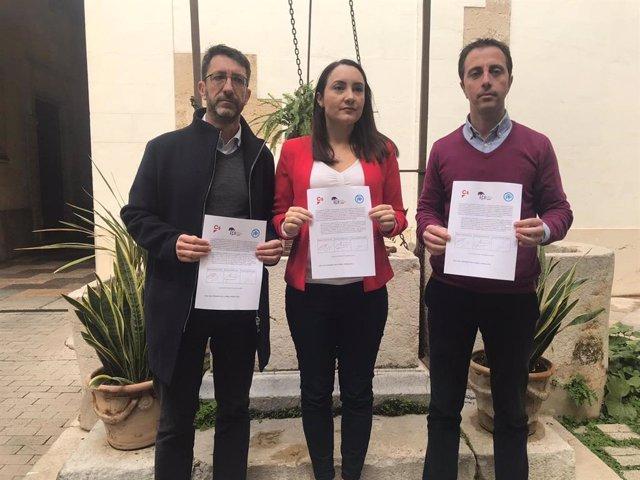 PP, Cs y El PI proponen crear una Comisión de Investigación sobre las actuaciones del IMAS
