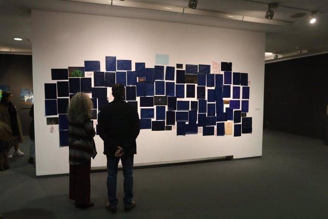 Presentación de la exposición INT19 de la Facultad de Bellas Artes de Málaga