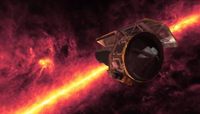 El telescopio Spitzer de la NASA pone fin a su misión