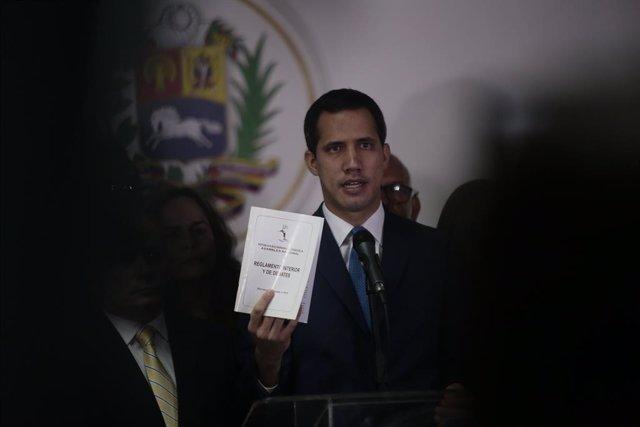 Venezuela.- La Asamblea Nacional nombra una nueva junta directiva para TeleSUR