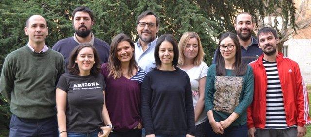 Grupo del CIBERSAM coordinado por Juan Carlos Leza