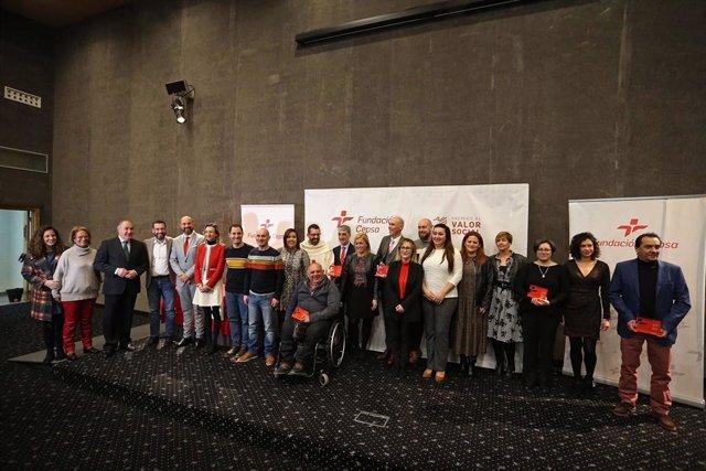 Premios al Valor Social 2019 de la Fundación Cepsa