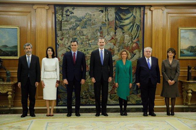 Las Cortes prevén para la primera semana de febrero la apertura solemne de la le