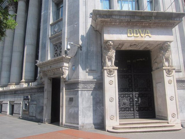 Sede BBVA en Bilbao