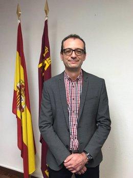 El nuevo director general de Planificación Educativa y RR. HH, Victor Marín Navarro